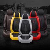 Wytrzymały pokrowiec na siedzenia samochodowe ze skóry PU Uniwersalny pełny zestaw dla samochodów