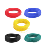 10m 20AWG Flexible Core Silicone Wire Stranded Hookup Wire Electric Testing Strip RC Battery