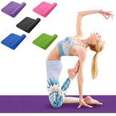 Grubość 10 mm Yoga Maty Antypoślizgowa bez smaku Fitness Pilates Mat Domowe sportowe podkładki gimnastyczne