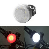 XANES® TL27 USB شحن LED Bike Tail ضوء 4 طرق Warning Night ضوء Magnetic Attraction