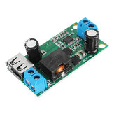 3pcs DC-DC 9-38V To 5V 5A Step Down Board Buck Module High-Power Vehicle Power Supply Converter 9V / 12V / 24V / 36V To 5V