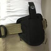 Verdeckte Carry Gun Holster Halter Für Damen Männer Laufen Mountainbike Taktische Tasche Für Gurtband