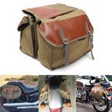 دراجة نارية قماش سادلباجس الخيول الظهر حزمة ل هالي سبورتستر / Honda