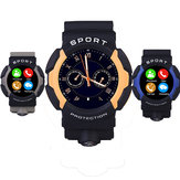 A10 Montre étanche sport Smart Watch MT2502 avec Bluetooth G-sensor pour Android iOS Phone