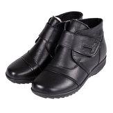 Vera Pelle Stivali di cotone da donna mantengono i calzini casuali di caviglia casuali