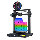LOTMAXX SC-10 DIY 3D Printer Kit 235*235*280mm Print Size Support Filament Detecticon/Resume Print/7 Languages for Choose
