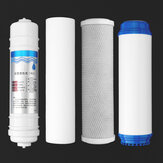 4Pcs Replacement Water Filter Set Reverse Osmosis Systems Water Purifier Set