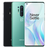 OnePlus 8 Pro 5G Global Rom 8 GB 128 GB Snapdragon 865 6,78 palce QHD + 120 Hz Obnovovací frekvence IP68 NFC Android 10 4510 mAh 48 MP Quad Camera Smartphone
