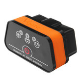 Vgate iCar 2 ELM327 Bluetooth OBD2 V2.1 Autodiagnosetool Code Reader Scanner für iPhone Android