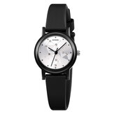 SKMEI 1659 Casual Watch Small Dial Waterproof Fashion Simple Women Watch