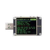 U2p التيار وعداد الجهد USB فاحص QC4 + PD3.0 2.0PPS بروتوكول سريع شحن سعة البعد