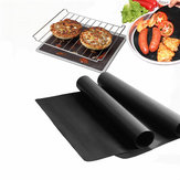 100x40cm Non-stick BBQ Grill Mat Barbecue Kuchen-Backen Mats