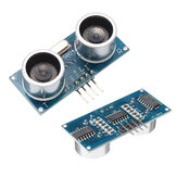 3Pcs Geekcreit® Ultrasonic Module HC-SR04 Distance Measuring Ranging Transducer Sensor DC 5V 2-450cm Geekcreit for Arduino - products that work with official Arduino boards