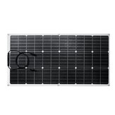 90W 18V ETFE Universal Solar Panel Battery Charger Power Charge Kit For RV Car Boat Camping