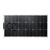 90 W 18 V ETFE Evrensel Solar Paneli Batarya RV Araba Bot Kampçılık Için Şarj Güç Şarj Kit