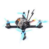 GEPRC Sparrow V2 MX3 139мм FPV Гоночный РУ Дрон C F4 20A BLHeli_S 48CH Runcam Micro Переключательная камера BNF PNP