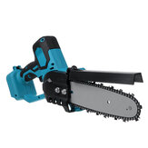 Portable Cordless Electric Chain Saw 8 Inch Chainsaw Woodworking Power Tool For Makita 18V Battery