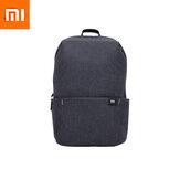 Оригинальный рюкзак Xiaomi 7L, многоцветный, водоотталкивающий, уровень 4, плечо, Школа, Сумка, для путешествий, для Женское, для мужчин, для студ