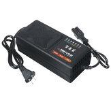 48V 30AH/60V 30AH/72V 30AH 7-Licht Elektrofahrzeug Batterie Ladegerät Adapter