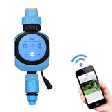 Electronic Smartphone Remote Control Garden Watering Timer APP Control Automatic Irrigation Timer Watering System - EU Plug