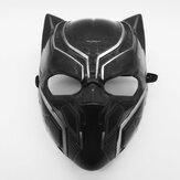 Black Panther / Hulk / Batman PVC masque en plastique accessoires de performance Halloween pour enfants jouets