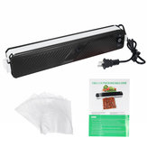 110V Vacuum Packing Machine Sealer Food Saver Meal Frisk Saver Vacuum Sealer Food Preservation
