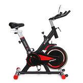 [EU/US Direct] XMUND XD-EB1 Kapalı Alan Bisiklet Bisikleti Dik Sabit Dönen Bisiklet 13KG Volan Ultra Sessiz Ayarlama Fitnes Bisiklet