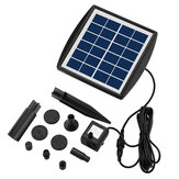 200L/H Outdoor Solar Powered Water Fountain Pump For Pool Garden Sprinkler Pond