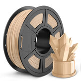SUNLU 1KG WOOD Fiber 1.75MM Filament Wood PLA нить для 3D-принтера
