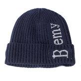 Erkekler Orta Yaşlı Kış Rüzgar Geçirmez Plus Kadife Örme Şapka