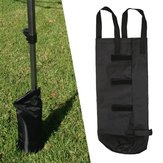 Outdoor Camping Tent Sand Bag 600D Oxford Windproof Fixing Sandbag Canopy 4 Leg Weight Bag