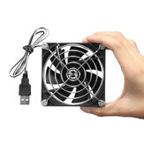 8cm USB Cooling Fan Heatsink untuk PC TV Komputer Box untuk Xbox untuk PlayStation Electronics