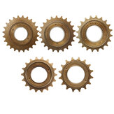BIKIGHT 16T/18T/20T/22T/24T Bicycle Bike Single Speed Freewheel Flywheel Sprockets Parts