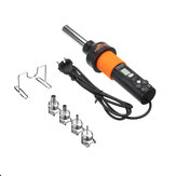 Topshak TS-CD1 220V 450W 450 Degree Portable Soldering Hot Air Heat Guun Desolder Power Nozzle Tool