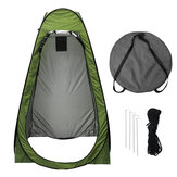 IPRee® Fully Automatic Open Shower Toilet Tent Outdoor Bathing Tent Single/Double People Fishing Swimming Camping Sunshade Canopy