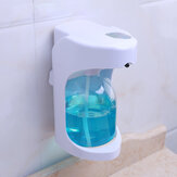 500ML Touchless Automatic Soap Dispenser Wall-mounted Foaming Liquid Dispenser