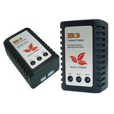 B3 PRO AC 10W Balance Compact Charger Adapter for 2S-3S 7.4 V 11.1 V LiPo Lithium Battery