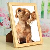 10 بوصة السقالات إطار الصورة إطارات خشبية الدائمة إطارات الصور تزيين المنزل
