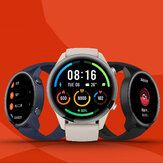 Originele Xiaomi-horloge Kleur Sportversie 1.39 Inch AMOLED Polsband GPS + GLONASS + Beidou 117 Sportmodi Tracker bluetooth 5.0 NFC Smart Watch Global Version