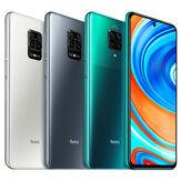 Xiaomi Redmi Nota 9 Pro Global Version 6.67 polegadas Câmera Quad de 64MP 6GB 64GB 5020mAh NFC Snapdragon 720G Octa core 4G Smartphone