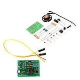 DIY NE555 Kit de módulo Ding Dong Bell Campainha DIY Music Kit de treinamento de produção eletrônica DIY
