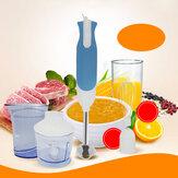 Multifunctional Meat Grinder 220V 300W Electric Cooking Stick Mixer for Children's Food Supplement Juicing milkshake
