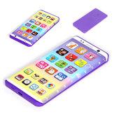 MoFun-2603A multifunções de carregamento do telefone móvel 11.5 * 19 * 2.3CM Early Education Puzzle Toys