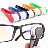Microfiber Mini Sun Glasses Eyeglass Clean Brush Cleaner Cleaning Spectacles Tool