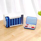Wekelijkse Pil Organizer Box Tablethouder Drug Container Organizer Case Voor Thuis Reizen