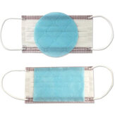 50Pcs Disposable Mask Gasket Replacement Pad for Anti-Dust Filter Protection