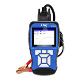 JDiag BT280 Battery Tester Automotive Battery Analyzer 12V For Car Truck Motorcycle Universal