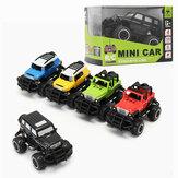 1:43 Vierkanaals RC Auto Mini terreinwagen 6146 Afstandsbediening RC Car