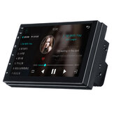 iMars 7 Inch for Android 8.0 Car Stereo Radio Quad Core 1+16G 2 DIN 2.5D MP5 Player WIFI FM Support Rear Carema