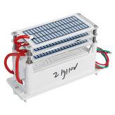 Generador de ozono 110V / 220V 14/21 / 28G / H Ozonizador Tratamiento de desinfección del agua Purificador de aire Eliminación de olores